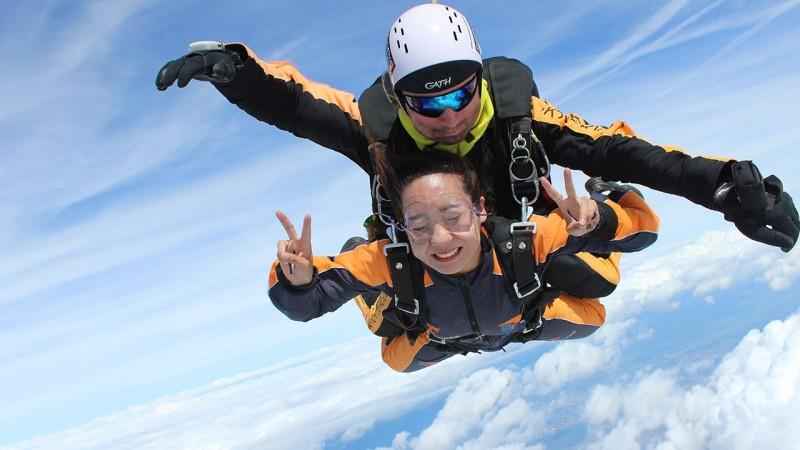 Skydive Prague Jump 11