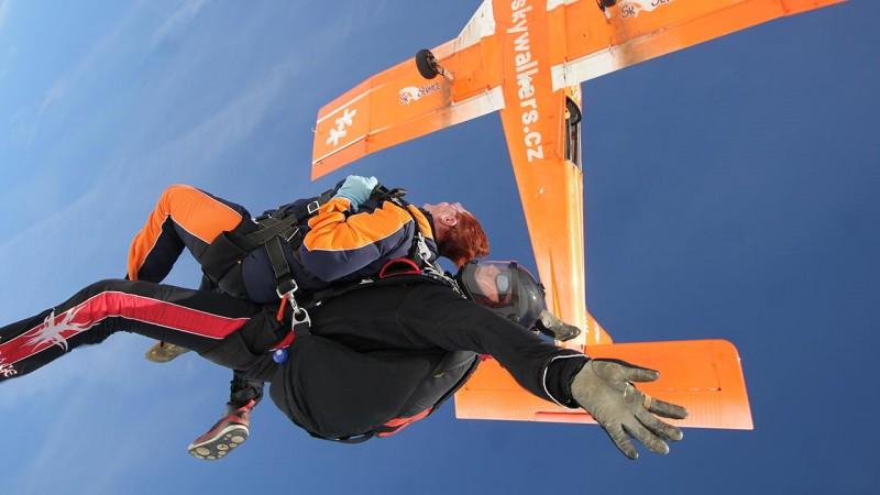 Skydive Prague Jump 12