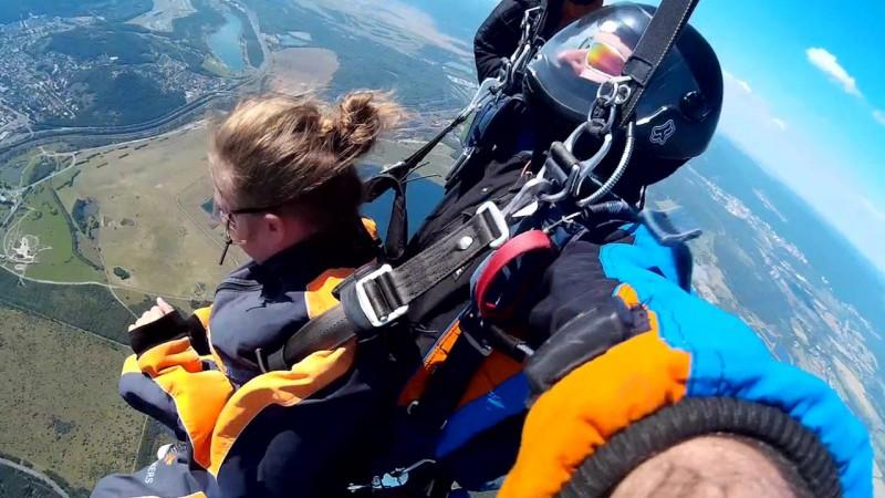Skydive Prague Jump 14