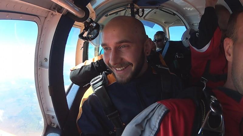 Skydive Prague Jump 4