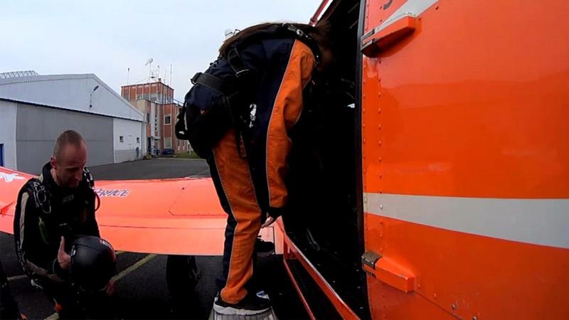 Skydive Prague Jump 5