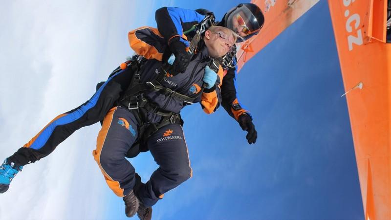 Skydive Prague Jump 6