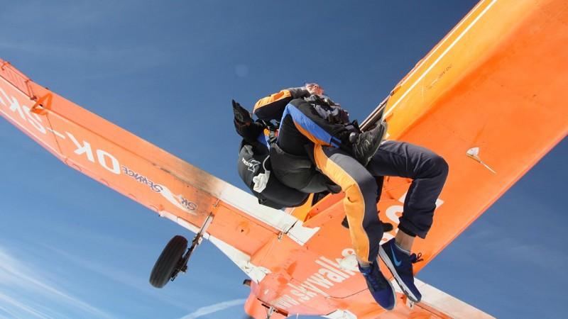 Skydive Prague Jump Zcheck